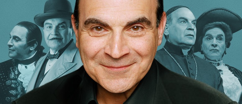 David Suchet – Poirot and More: A Retrospective