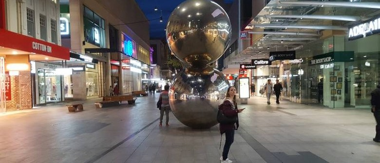 Adelaide Scavenger Hunt: Downtown Adventure