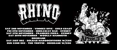 RHINO 'Afterlife' Single Launch Tour