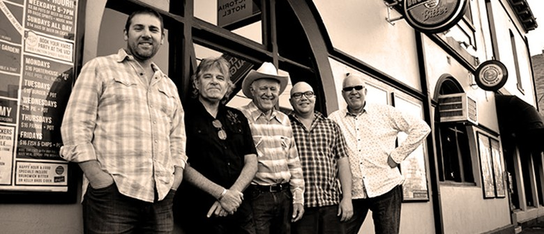 Southern Country Music – The Moonee Valley Drifters