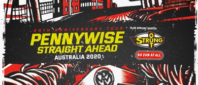 Pennywise – Straight Ahead Australian Tour