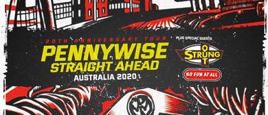Pennywise – Straight Ahead Australian Tour