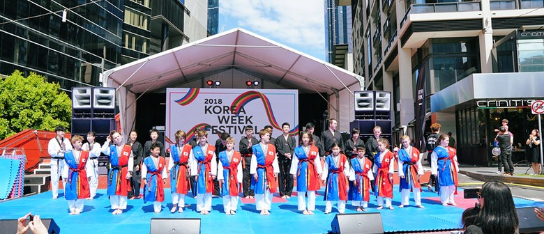 2019 Korea Festival In Melbourne