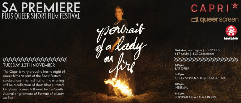 SA Premiere 'Portrait Of A Lady On Fire' & Queer Short Film
