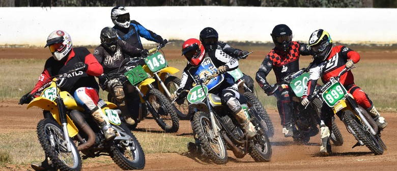 City of Penrith Motorcycle Club Dirt Track Championship 2019