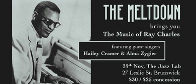 The Meltdown: The Music of Ray Charles