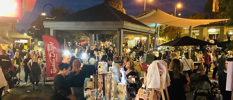 Eltham Twilight Spring Market