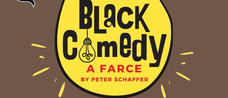 Growl Theatre presents Black Comedy