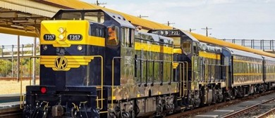 Melbourne to Albury Heritage Train