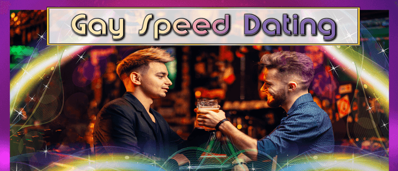 Gay Speed Dating Singles Party