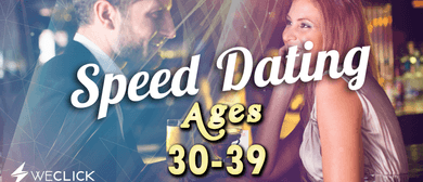 Speed Dating Singles Party Ages 30–39
