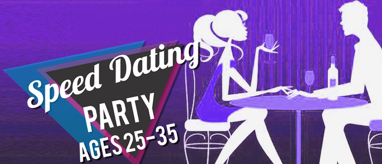 Speed Dating Singles Party Ages 25–35