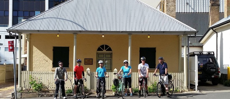 Parramatta Heritage Ride – Style and Substance