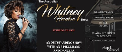 Australian Whitney Houston Show