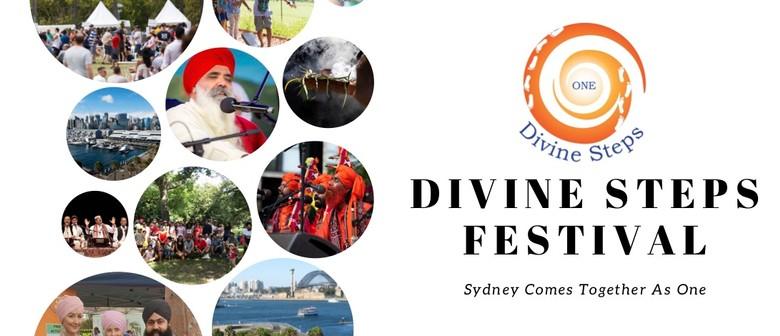 Divine Steps Festival