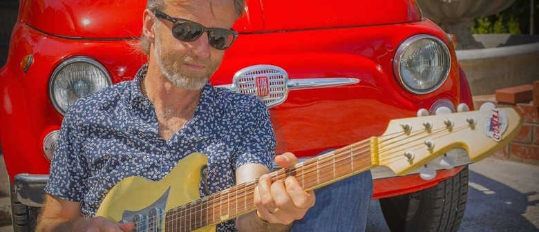 Geoff Achison – 25 Years of Souldiggin' Tour