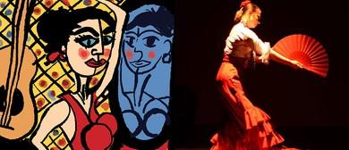 Danza El Vito Ritual Fire Dance – Carmen Flamenco