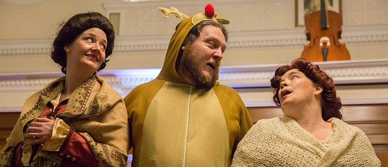 Opera High Tea – Rudolpho's Christmas