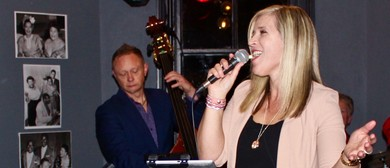 Mel Searle features with JMQ Jazz Ensemble