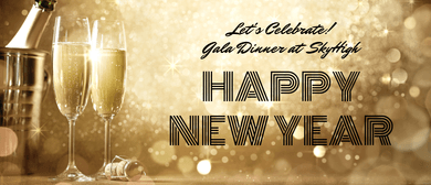 New Year's Eve – Gala Dinner Event