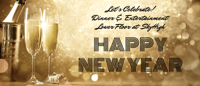 New Year's Eve – Drinks & Entertainment
