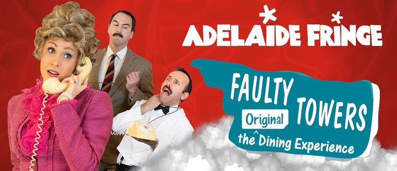 Faulty Towers The Dining Experience @ AFF2020!