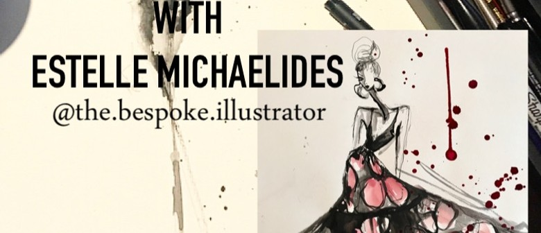 Fashion Illustration Workshop With Estelle