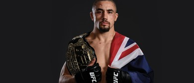 Rob Whittaker – Up Close and Personal