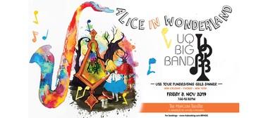 UQ Big Band – Alice In Wonderland