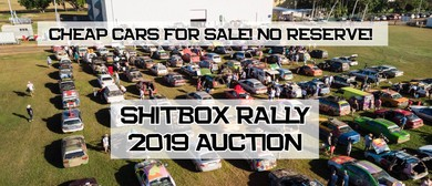Shitbox Rally 2019 Spring Car Auction
