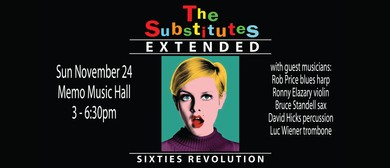The Sixties Revolution Show