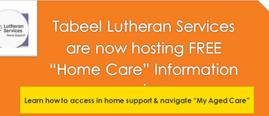 Free Home Care Information Session - Tabeel Aged Care