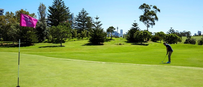 Moore Park Golf Open Day