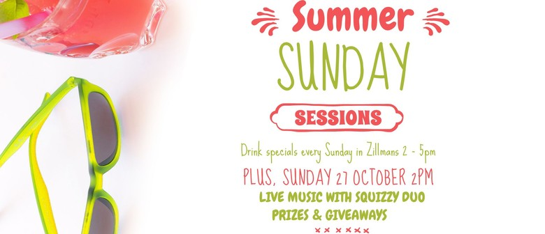 Sunday Summer Sessions