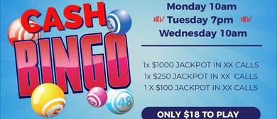 Tuesday Night Bingo