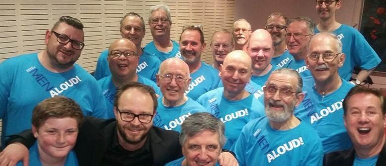 Men Aloud – Queensland Project Choir