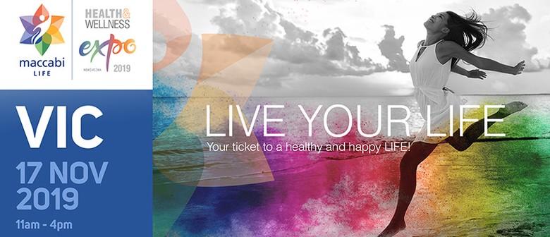 Maccabi Life Health and Wellness Expo