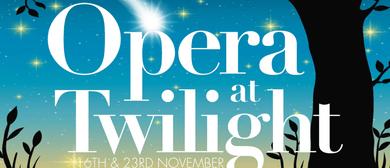 Opera at Twilight