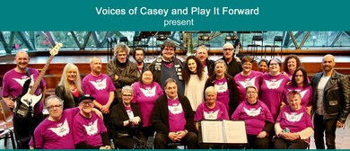 Help Is On Its Way – Singing Out Against Family Violence