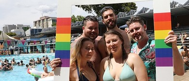 Queer Pool Party