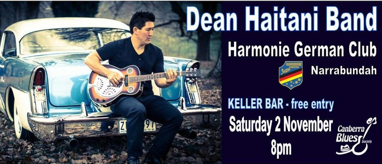 Dean Haitani Band – Keller Sessions