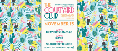 The Courtyard Club 2019 – The Psychotic Reactions & Butter
