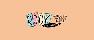 Rock Ballarat – Rock 'n' Roll Rockabilly Festival
