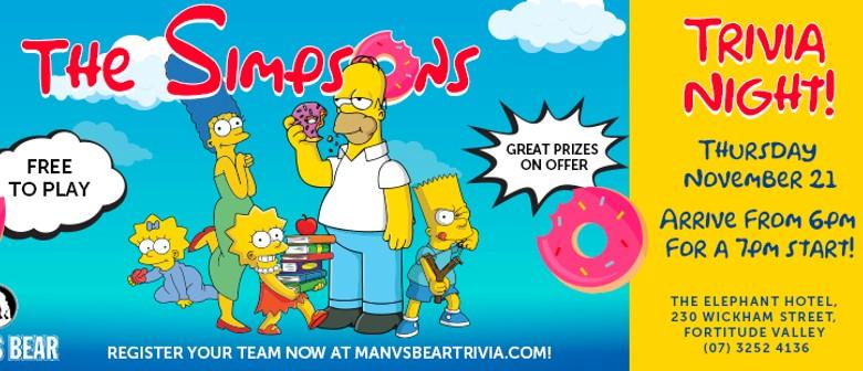The Simpson's Trivia