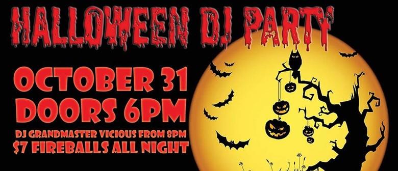 Thumping Thursdays Halloween DJ Party