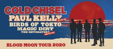 A Day On The Green ft. Cold Chisel: SOLD OUT
