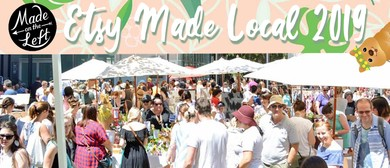 Etsy Made Local Perth 2019