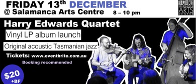 Original Tasmanian Jazz: Harry Edwards Quartet