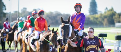 Magic Millions Kingston Town Classic Day