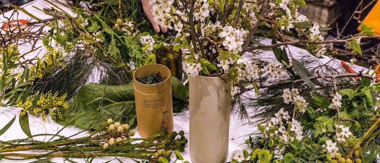 Crafternoon for Adults – Festive Floristry